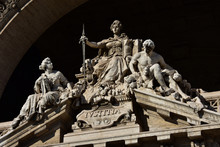Goddess Of Justice With Sword ...