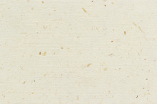 Mulberry Paper Texture Or Background. Brown Color.