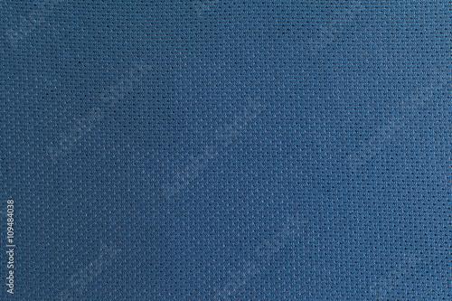 Keuken foto achterwand Leder dark blue sport fabric texture /dark blue basketball jersey