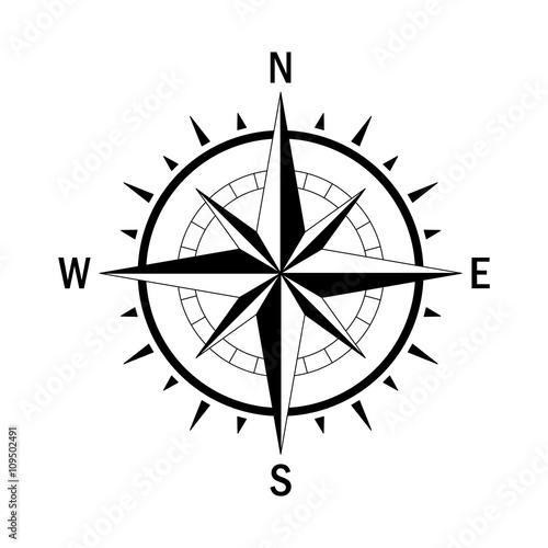 Compass single 8 Slika na platnu