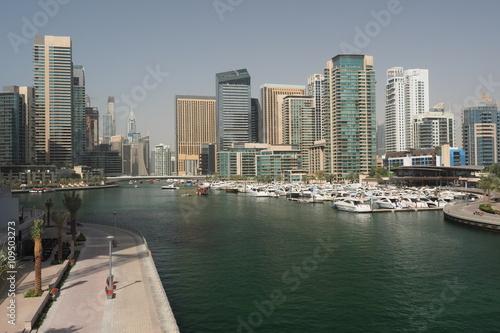 Dubai Marina © Andres Ello