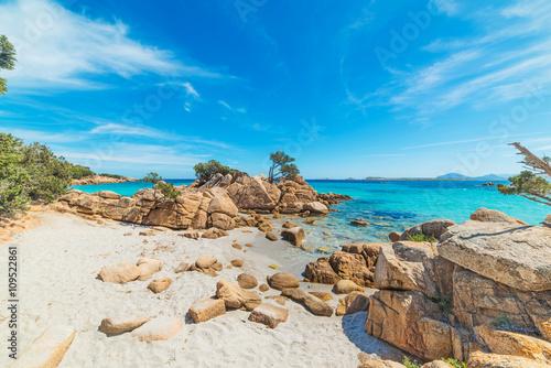 Photo  Capriccioli beach in Costa Smeralda