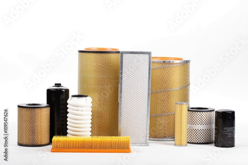 Obraz car filter close-up - fototapety do salonu