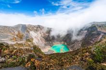 Irazu Volcano To The Emerald L...