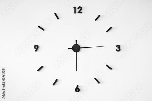 Obraz Часы / Clock - fototapety do salonu