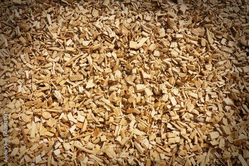 Fotografia, Obraz  Wood chippings