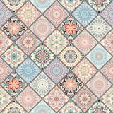 Rich Tile Ornament - 109637236