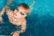 Child Boy Swimming Pool Goggles