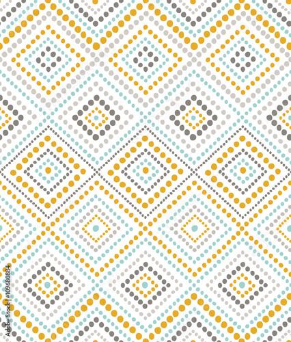Materiał do szycia wzór z kropkowanym wzorem