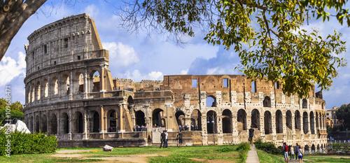 Fotografia, Obraz  great Colosseum. Rome. Italy
