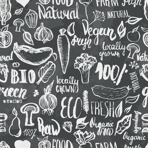 recznie-rysowane-eko-jedzenie-wzor-z