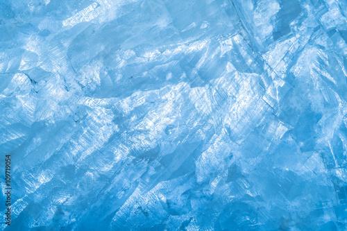 Printed kitchen splashbacks Glaciers iceberg background