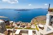 Caldera, Santorini, Griechenland
