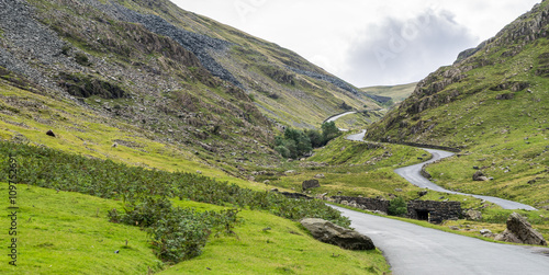Fotografia Honister Pass in the Lake District