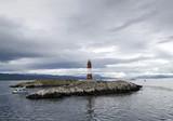 Latarnia morska Beagle Channel, Ushuaia, Ziemia Ognista, Argentyna - 109776696