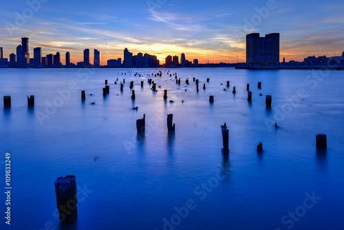 Juliste  New Jersey Skyline