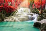 Piękny wodospad - 109877608