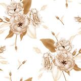 Kwiatowy wzór. - 109881030