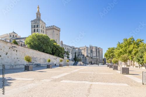 Avignon, France Canvas Print