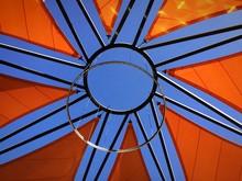 Orange Decorative Outdoor Prot...