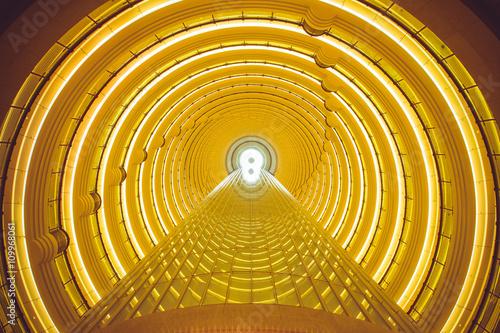 Okrągły tunel