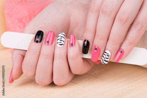 Nail Art Posters Wall Art Prints Buy Online At Europosters