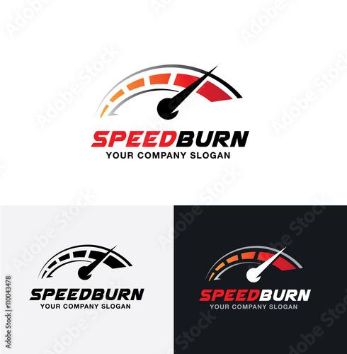 Automotive Logo Car Logo Car Maintenance Logo Wing Logo Speed Logo