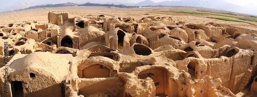 Photo Sar Yazd, ancienne cité caravanière fortifiée, Iran