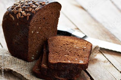 fototapeta na drzwi i meble Loaf of bread