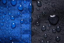 Waterproof Textile Background