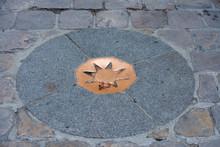 France Roads Zero Point Detail
