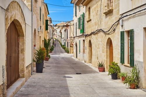 Fototapety, obrazy: Mallorca - Altstadt von Alcudia
