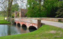 Bridge And Stables Audley End...
