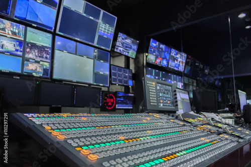 Fototapeta  Video Mixer Switcher