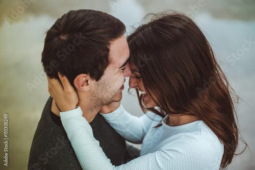 poco prima di un bacio