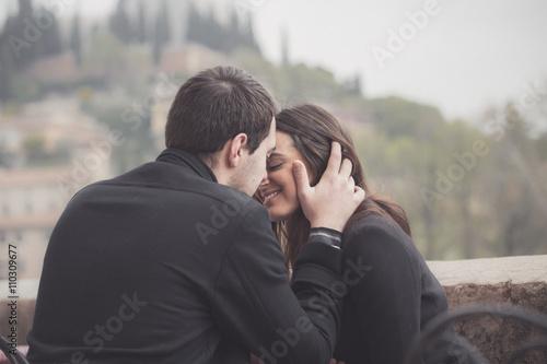 Fotografie, Obraz amore e tenerezza