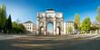 canvas print picture - Siegestor München
