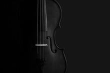 Violin Black And White Artisti...