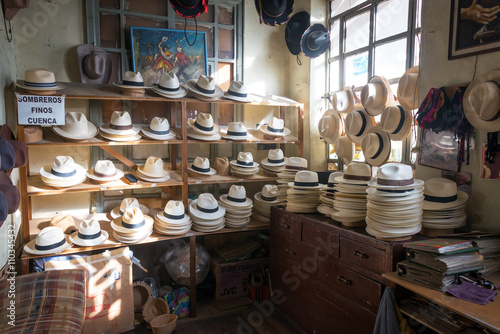 Photo Stands South America Country Panama Hat Shop