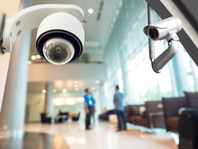 Security CCTV Camera Or Surveillance System