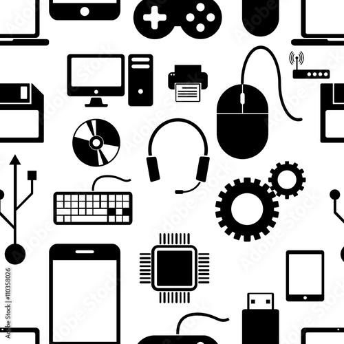 bezszwowy-wzor-z-elektronika-czarny-ikony-komputerowy-technolo