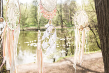 Wedding Decoration: Dream Catc...