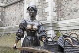 The Molly Malone statue, Dublin, Ireland - 110392249