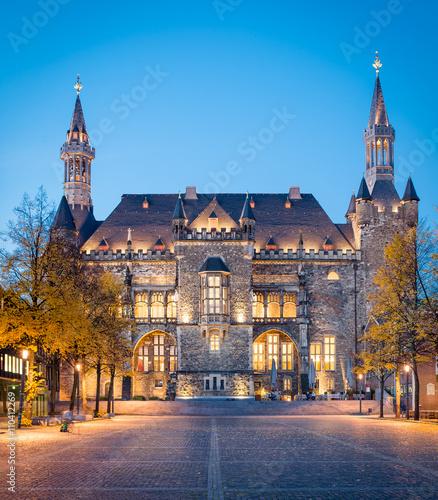 Photo Rathaus zu Aachen