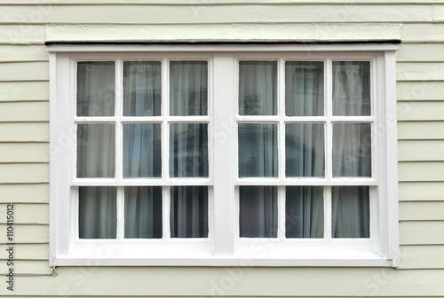 Vászonkép Sash window