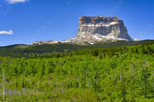 Valokuva  Chief Mountain