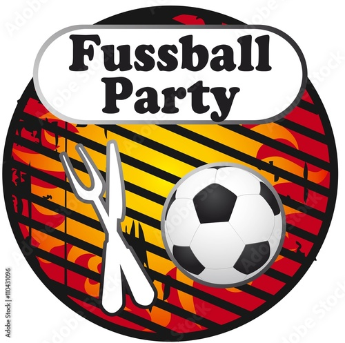 Fussball Party Buy This Stock Vector And Explore Similar
