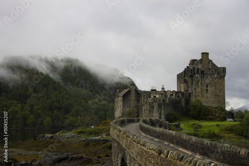 фотография  Eilean Donan Castle, Scotland