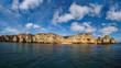 Die Küste der Algarve