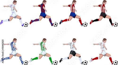 equipacion futbol